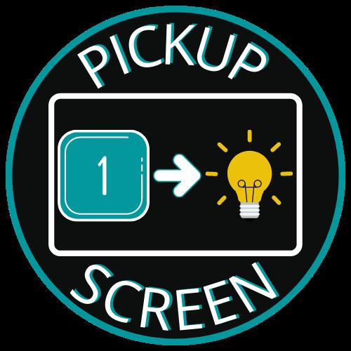Pickupscreen-Logo